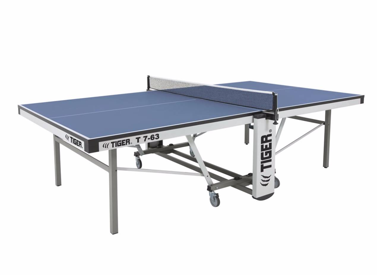 Tiger whistler ping pong table leisure products table for Table ping pong
