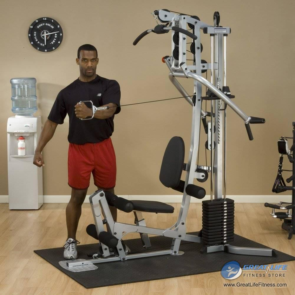 Body solid powerline bsg home gym strength equipment